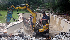 Ateam Services - Excavations